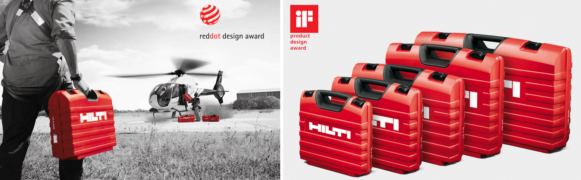 hilti-industrial design-design agency-germany